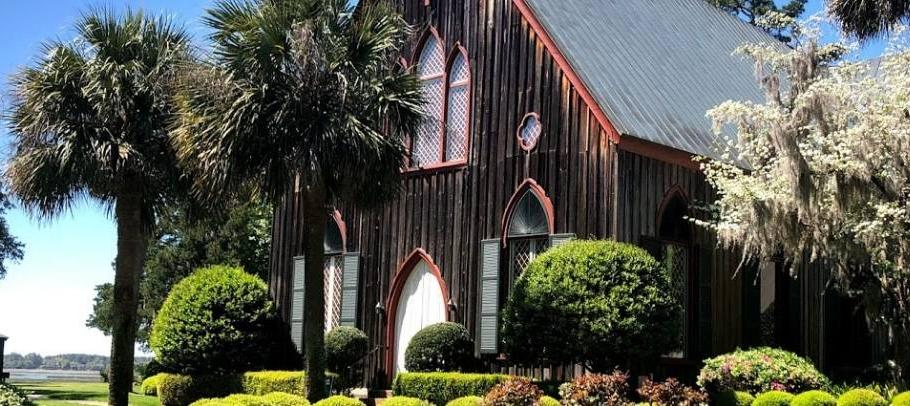 SC Church from outside